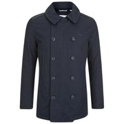 Lacoste Men's Double Breasted Jacket - Navy