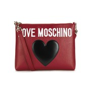 Love Moschino Women's Clutch Bag - Red