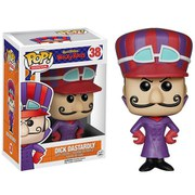 Hanna Barbera POP! Animation Vinyl Figura Dick Dastardly