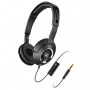 Sennheiser HD 219S On Ear Headphones Inc In-Line Remote - Black
