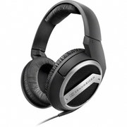 Sennheiser HD 449 Over Ear Headphones - Black