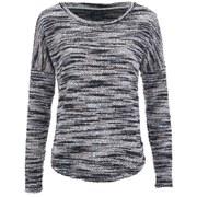 ONLY Women's Tracy Long Sleeve Sweatshirt - Cloud Dancer