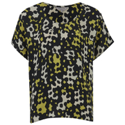 Great Plains Women's Pogo Flippy Top - Mustard Mash