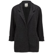 Great Plains Women's Oversized Coat - Black