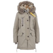 Parajumpers Women's Kodiak Coat - Cappuchino