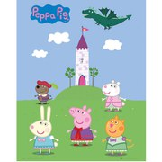 Peppa Pig Fairytale - 16 x 20 Inches Mini Poster
