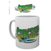 Stingray Logo - Mug