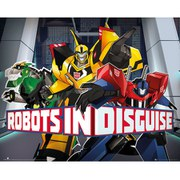 Transformers Robots in Disguise - 16 x 20 Inches Mini Poster