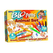 John Adams Animals Activity Set Blo Pens