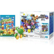 Wii U Yoshi's Woolly World + Super Smash Bros Pack