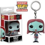 Disney Nightmare Before Christmas Sally Pocket Pop! Vinyl Key Chain