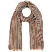 Paul Smith Accessories Men's Herringbone Stripe Scarf - Multi