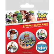 Disney Toy Story - Badge Pack