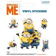 Despicable Me Minions Doing - Sticker