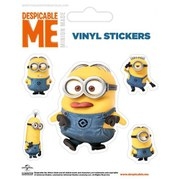 Despicable Me Rendered Minion - Sticker