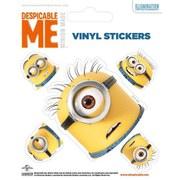 Despicable Me Heads - Sticker
