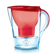 BRITA Marella Cool Water Filter Jug - Red Passion (2.4L)