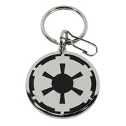 Star Wars Empire Logo Enamel Key Chain