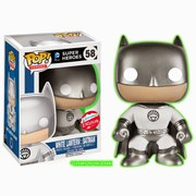 DC Comics White Lantern Batman Glow in the Dark Exclusive Pop! Vinyl Figure