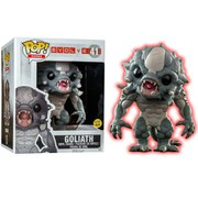 Evolve Savage Goliath Glow in the Dark 6 Inch Exclusive Funko Pop! Figur