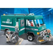 Playmobil Money Transport Vehicle (5566)
