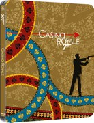 Casino Royale - Steelbook Exclusivo de Edición Limitada