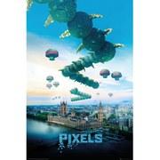 Pixels Centipede - 24 x 36 Inches Maxi Poster
