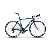 Moda Molto Carbon Road Bike - Sram Rival - Sky Blue/Smoke