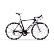 Moda Finale Aero Road Bike - Sram Red - Black/Smoke