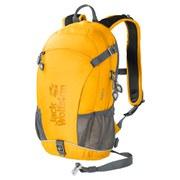 Jack Wolfskin Men's Velocity 12 Rucksack - Burly Yellow
