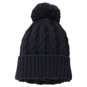 Jack Wolfskin Men's Stormlock Pompom Hat - Night Blue