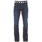 Crosshatch Men's Valerian Jeans - Dark Wash