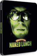 Naked Lunch - Zavvi Exclusive Limited Edition Steelbook
