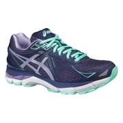 Asics Women's GT 2000 3 Running Shoes - Indigo Blue/Lavender/Aqua Mint