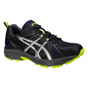 Asics Men's Gel Trail Tambora 4 Trail Running Shoes - Black/Silver