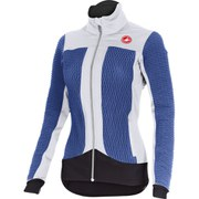 Castelli Women's Elemento 2 7X(Air) Jacket - Blue/White