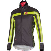 Castelli Free 3 Jacket - Grey/Yellow