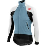 Castelli Alpha Wind Long Sleeve Jersey - Blue/White/Black