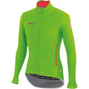 Castelli Gabba 2 Long Sleeve Jersey - Green
