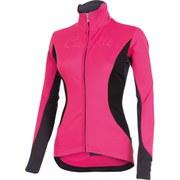 Castelli Women's Trasparente 2 Long Sleeve Jersey - Pink