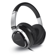 Creative Aurvana Live!2 Headphones with In-Line Mic - Black