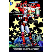 DC Comics Harley Quinn: Hot in the City - Volume 01 (The New 52) Paperback Graphic Novel