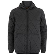 OBEY Clothing Men's Transit City Hooded Jacket - Black