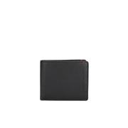 Tommy Hilfiger Men's Tiago Mini Credit Card Wallet - Black