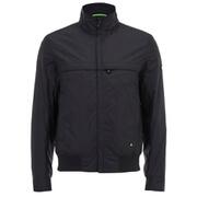 BOSS Green Men's Jayden17 Zipped Technical Jacket - Black