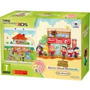 New Nintendo 3DS - Includes Animal Crossing: Happy Home Designer & amiibo card
