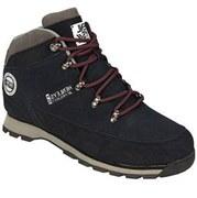 Henleys Men's Hiker Boots - Navy