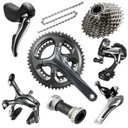 Shimano Tiagra 4700 10 Speed Groupset - 52/36