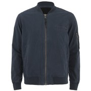 NEUW Men's Enkel Bomber Jacket - Blue