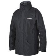 Berghaus Men's Long Cornice 2 Shell Jacket - Black
